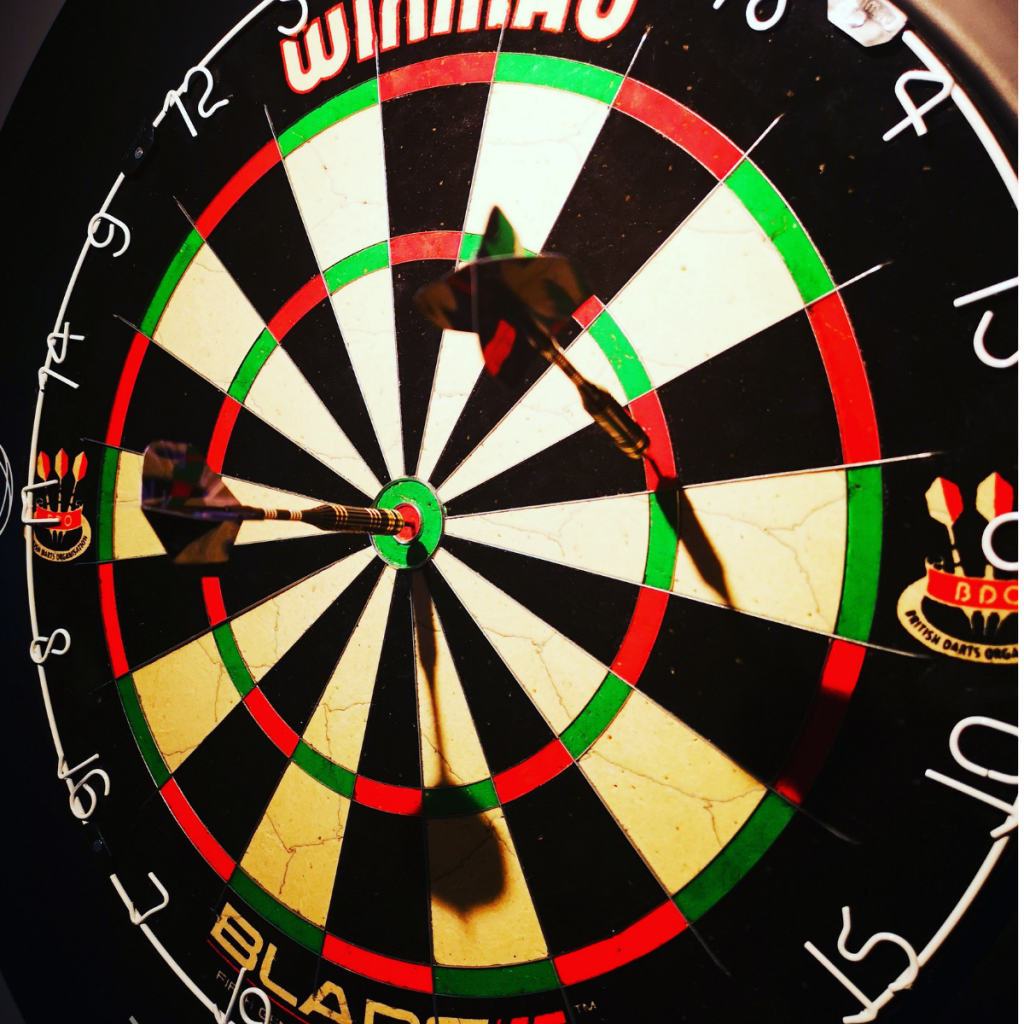 junction dartboard